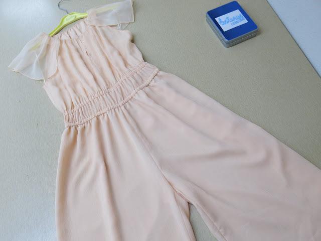 tutoriales de costura como transformar un vestido en un mono