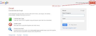 cara membuat email gmail bersama blog majalengka