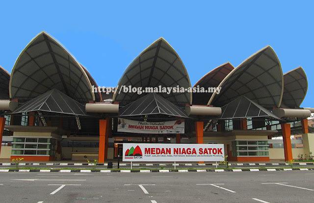 Medan Niaga Satok