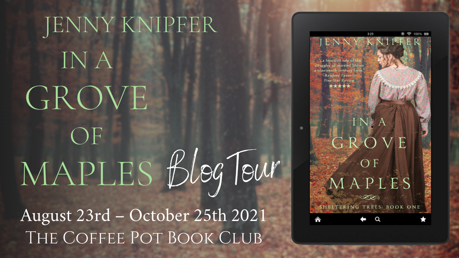 UPCOMING BLOG TOUR