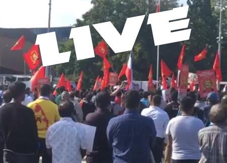 Live : ஜெனீவா பேரணி 2016