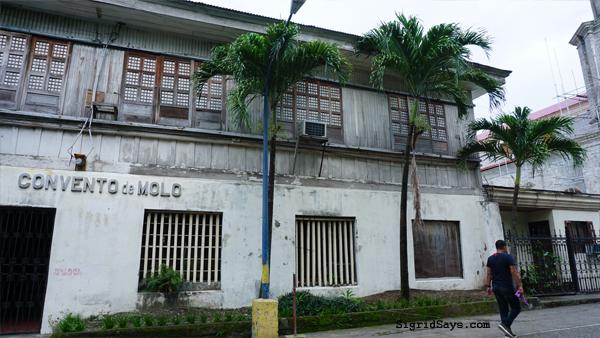 Convento de Molo - Molo, Iloilo