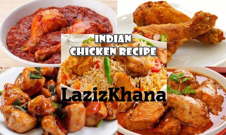 Khana Khazana Chicken Recipes in Hindi - खाना खज़ाना चिकन रेसिपी इन हिंदी