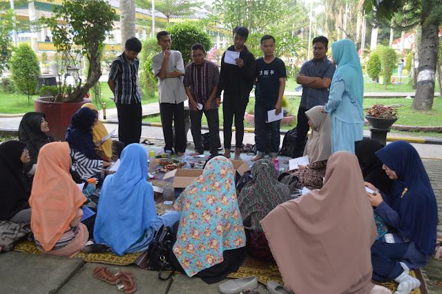Kegiatan FLP Medan