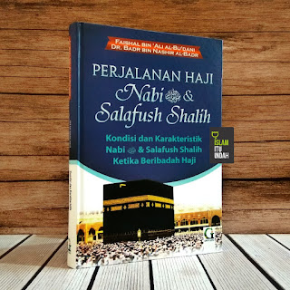 Buku Perjalanan Haji Nabi