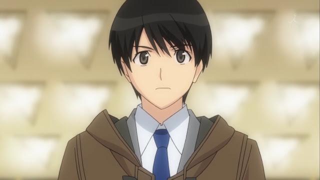 Tachibana junichi Anime Amagami SS