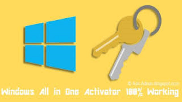 Windows All in One Activator Free Download 100% Working