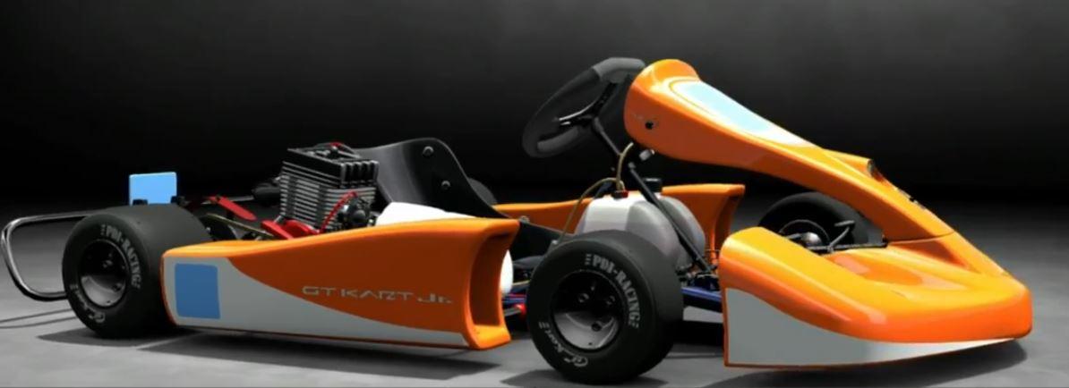 GranTurismo Racing Kart Junior