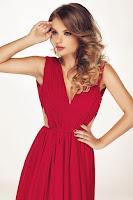 rochie-rosie-lunga-de-seara-1
