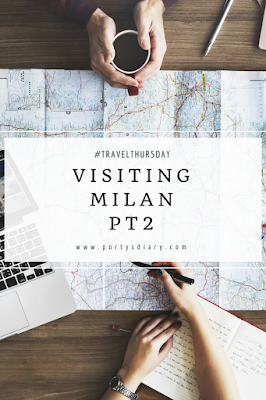 Visiting Milan, Italy | TravelThursday | Read how and why I ended up visiting this city in beautiful Italy. All photos by Barbara Santos for www.portysdiary.com with Sonya a6000.