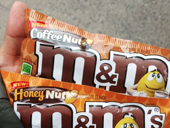 New M&M's Flavors