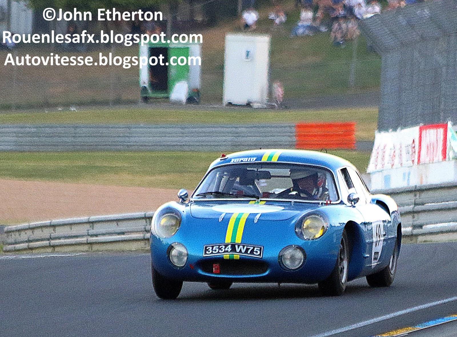Auto vitesse 1963 alpine m63 - Plateau le mans cuisine ...