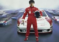 Jackie Chen motorsprlarıyla da ilgileniyor