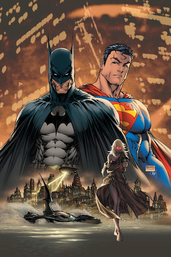superman batman supergirl dc comics