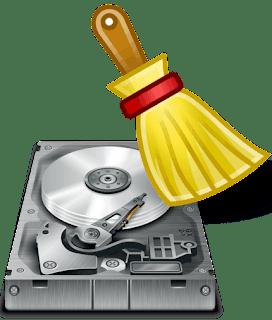 Ștergere permanentă date de pe hard disc