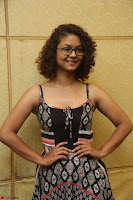 Actress Aditi Myakal Looks gorgeous in Sleeveless Deep Neck Top at Ami Tumi success meet ~  Exclusive 165.JPG