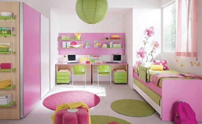 desain kamar belajar anak 1