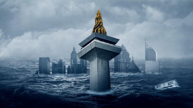 Banjir Besar Ancam Jakarta Tenggelam