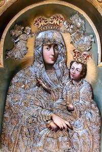 Obraz Matki Bożej Szkaplerznej bydgoszcz