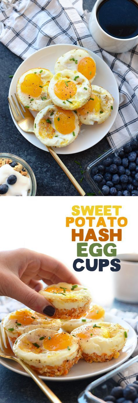SWEET POTATO HASH EGG MUFFIN CUPS