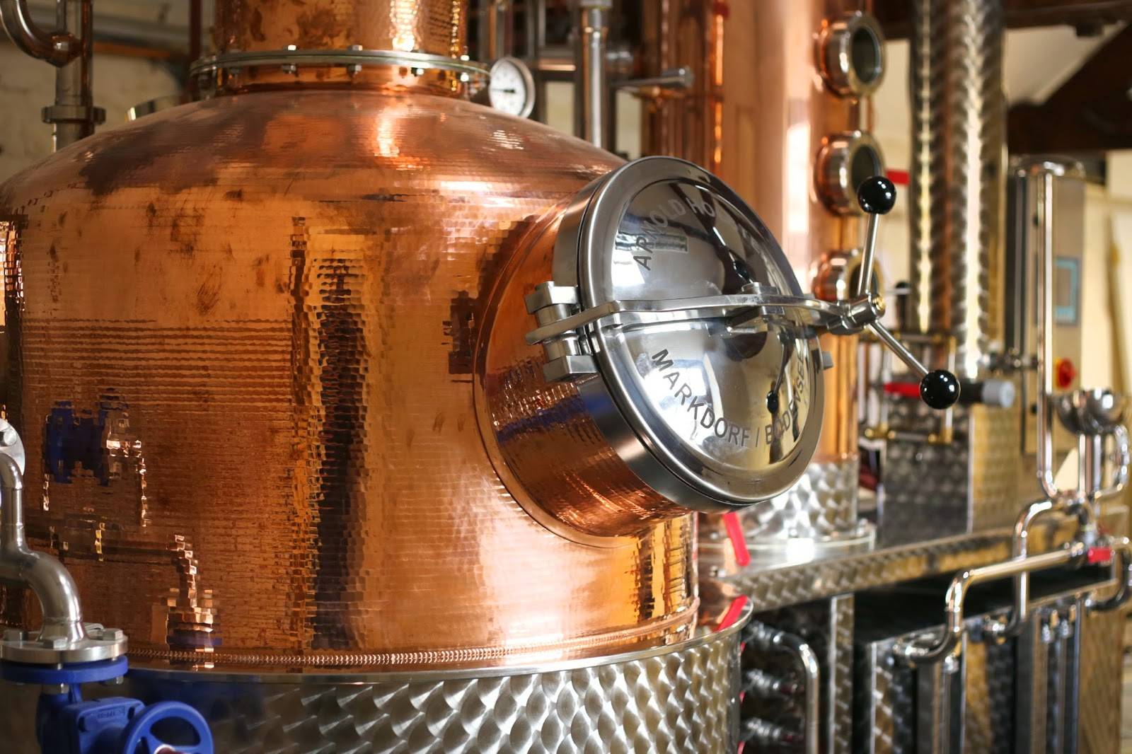 Burleigh's Distillery, Leicestershire, Gingey Bites