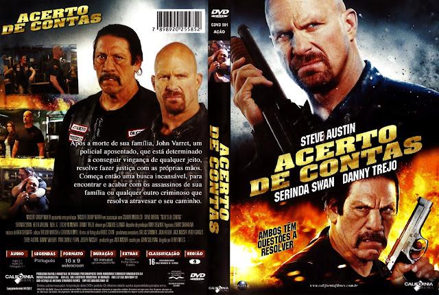Capa DVD Acerto de Contas
