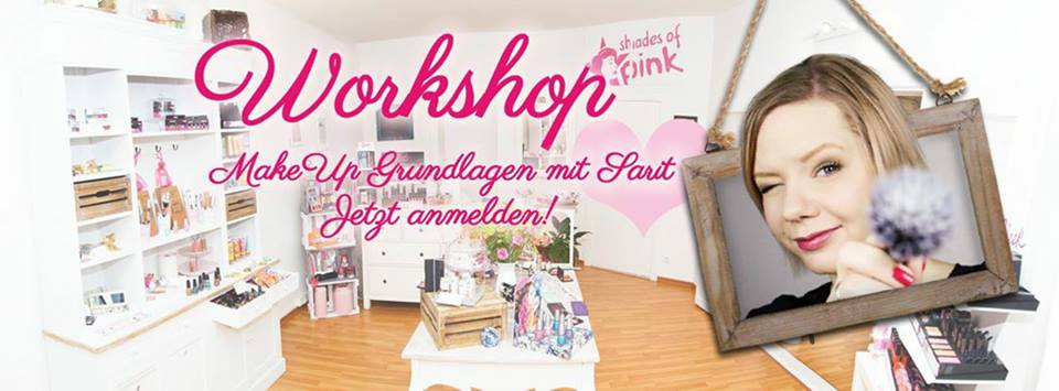 in love with life workshop make up basics grundlagen in berlin am 18 oktober 8 november. Black Bedroom Furniture Sets. Home Design Ideas