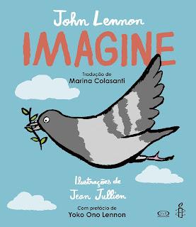 Música Imagine vira livro