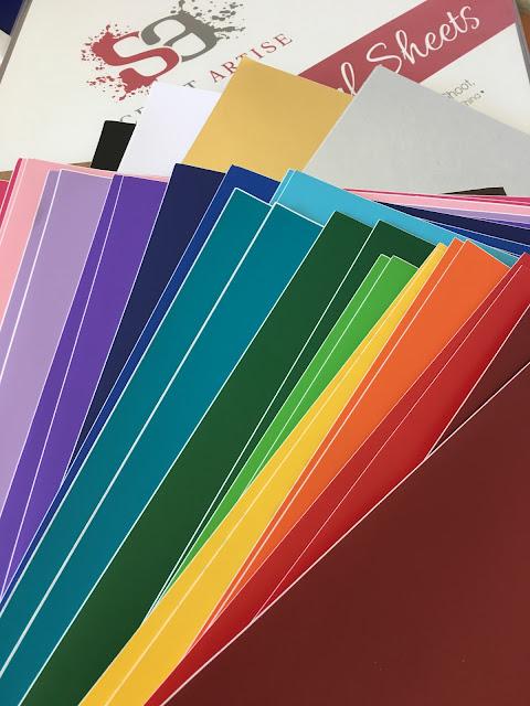 permanent matte vinyl colors silhouette cameo 651