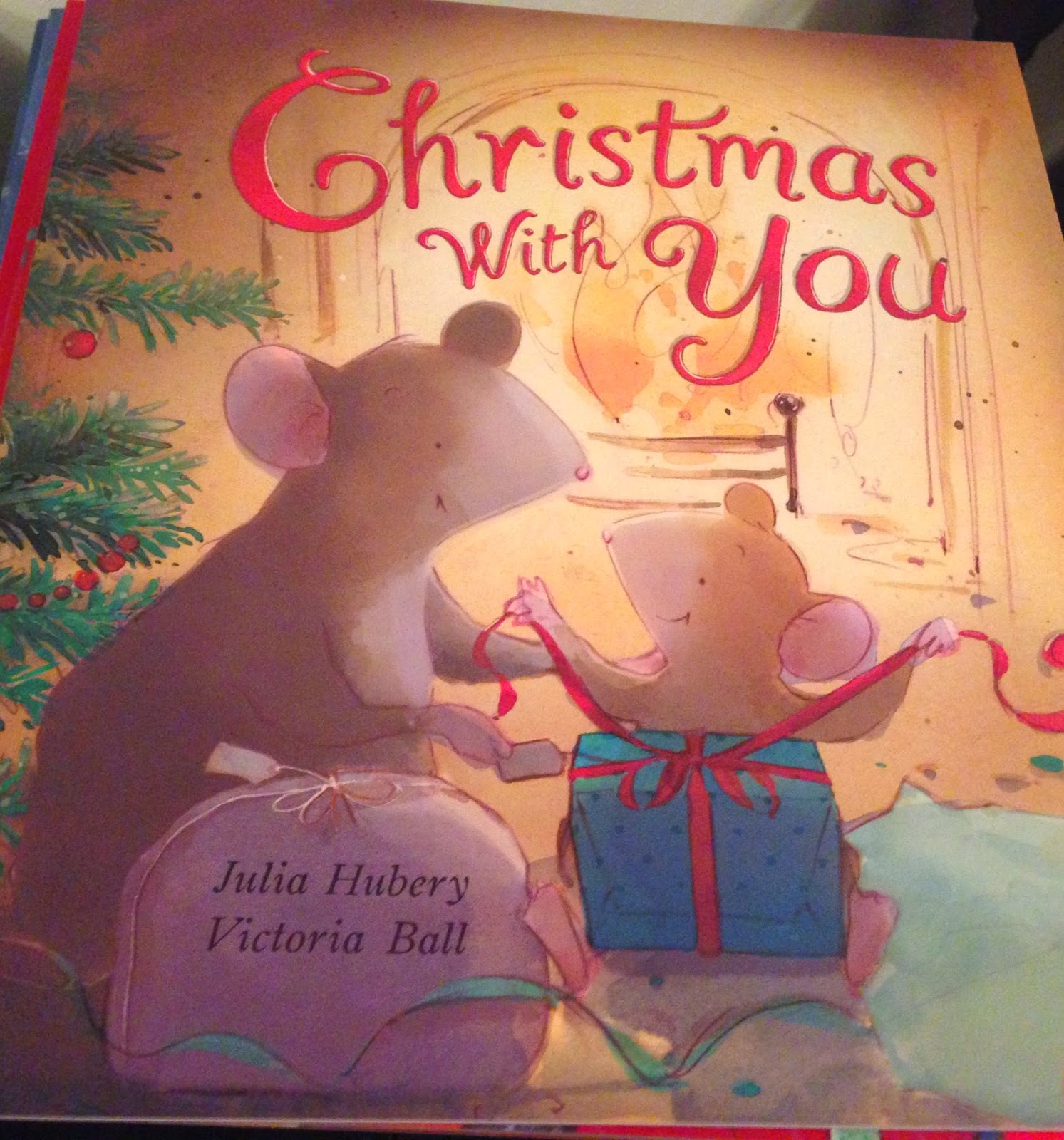 Our Christmas Book Advent tree | Ideas for the Best Children's Books to Buy this Christmas - Christmas with you
