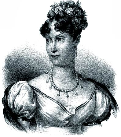 Marie-Louise, c. 1830.