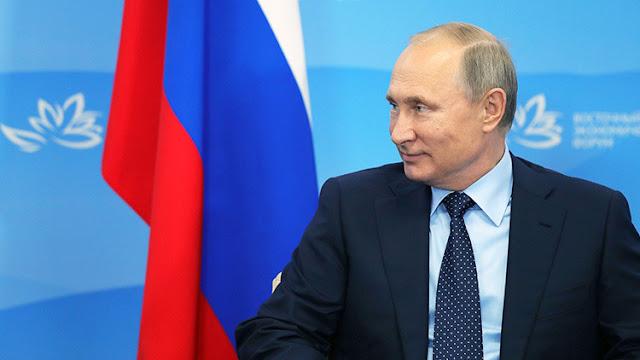 """Putin: """"No hay que dejarse llevar por las emociones y acorralar a Corea del Norte"""""""