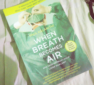 Resensi When Breath Become Air