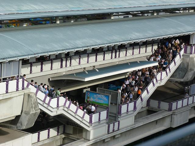 Estacion de Chong Nonsi Bangkok