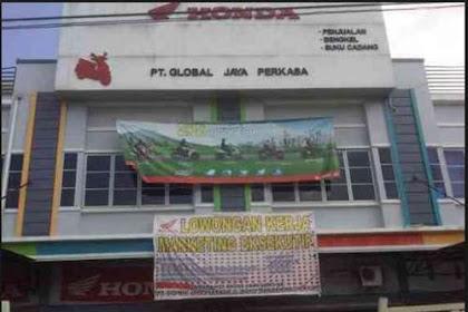 Lowongan Kerja Pekanbaru : PT. Global Jaya Perkasa September 2017