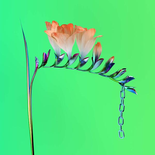 Flume - Skin Companion EP I Cover
