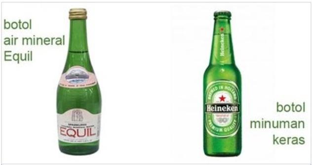Botol Air Mineral Disangka Miras Ramai Dibahas di Medsos