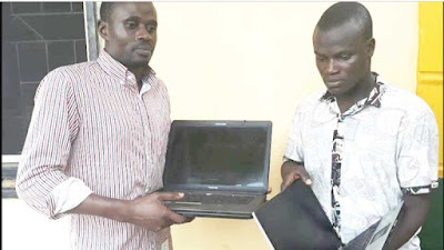 See Engineer Who Makes Stolen Phones Untraceable Nabbed By Police In Lagos