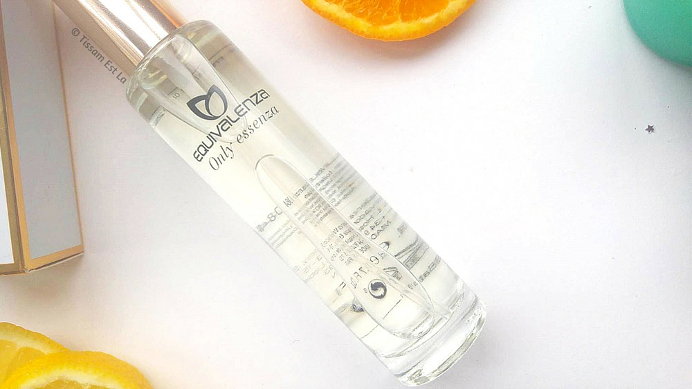 Equivalenza, Equivalenza review, Equivalenza perfume, ice lip balm, cheap perfume, Equivalenza perfume 084, Equivalenza body mist