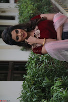 Actress Aathmika in lovely Maraoon Choli ¬  Exclusive Celebrities galleries 043.jpg