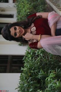 Actress Aathmika in lovely Maraoon Choli ¬  Exclusive Celebrities galleries 043.jpg