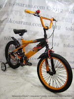 18 Inch Pacific Avatar 2.0 Kids Bike