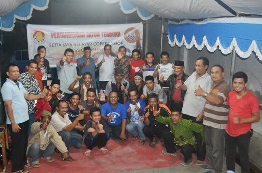 Ketua KONI, Tutup Pertandingan Catur Terbuka SJS, Bambang HS Sabet Juara I