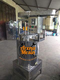 mesin pemasak nata de coco