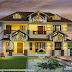 2167 square feet 4 BHK traditional mix home
