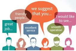 Bisnis Yang Sukses Proaktif Untuk Mendapatkan Informasi Dari Pelanggan