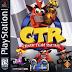 شفرات لعبه كراش ( Crash Team Racing) مجربه وشغاله ( كمبيوتر + بلايستيشن 2018 )