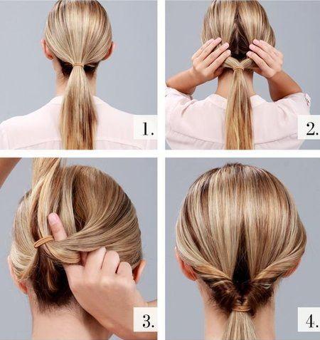 Tips rambut cantik cari 1-4
