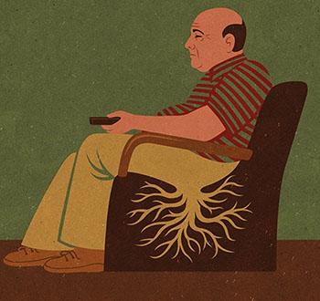 Сделать полезным процесс просмотра телевизора
