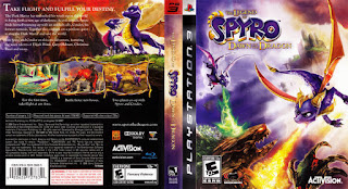 Cheat The Legend Of Spyro: Dawn Of The Dragon PS2